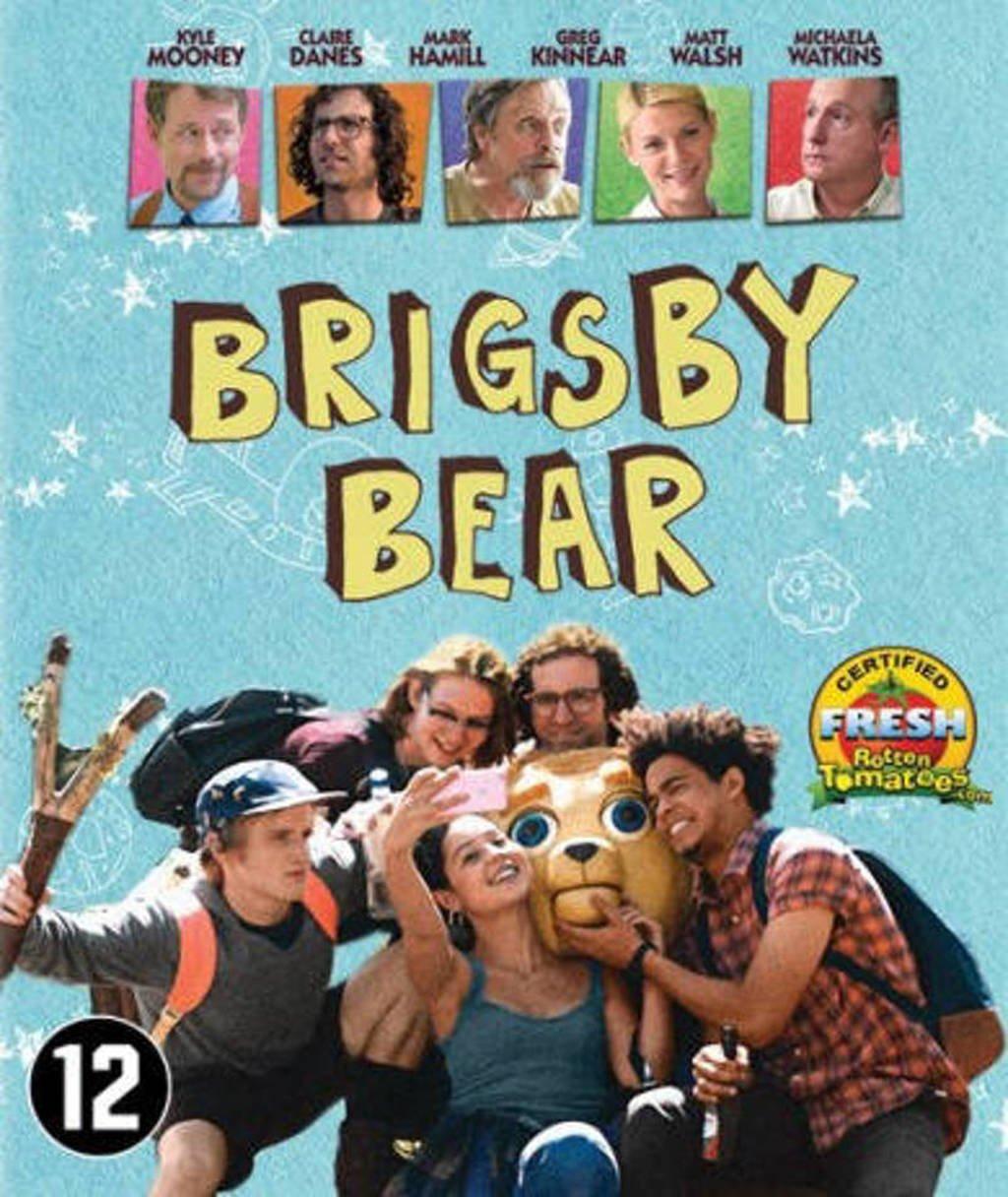 Brigsby bear (Blu-ray)