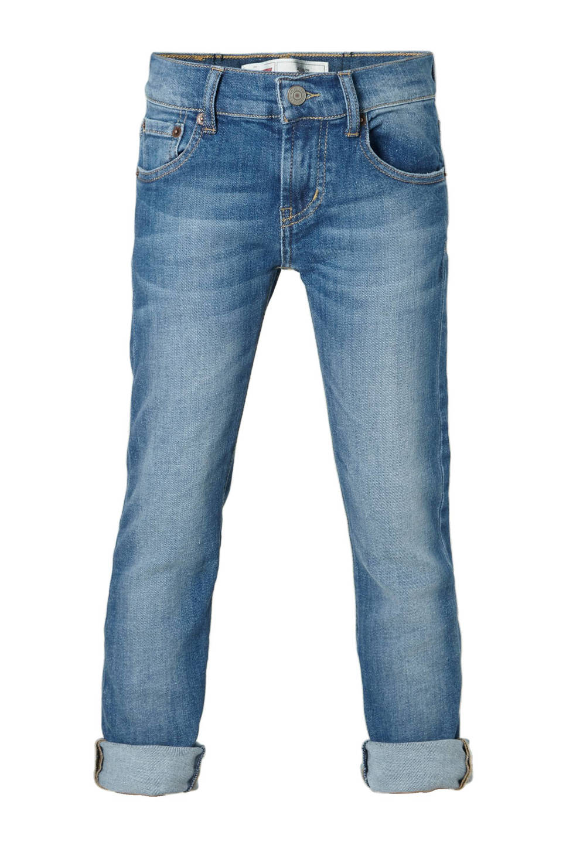 Levi's Kids 510 skinny fit jeans, Worn medium blue/46 denim