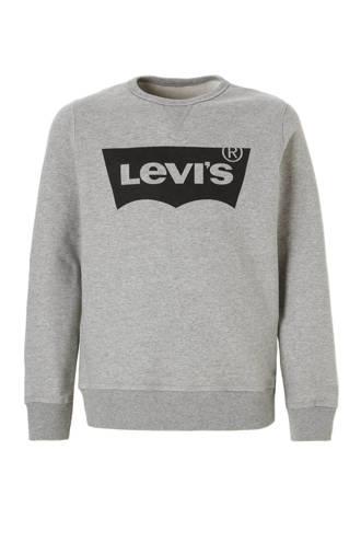 Kids sweater Batwing grijs