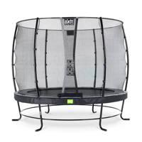 EXIT Elegant trampoline Ø251 cm, Zwart