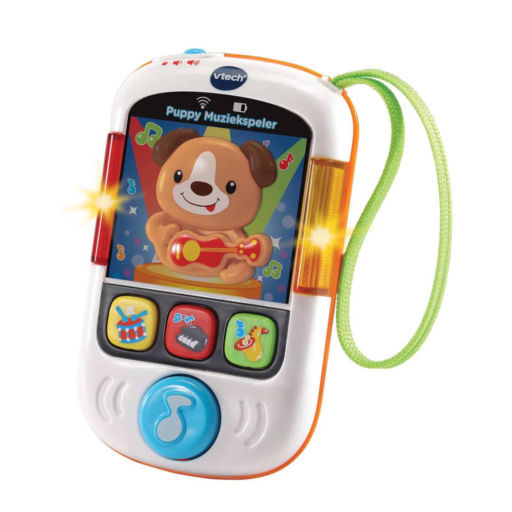 VTech  Baby puppy muziekspeler