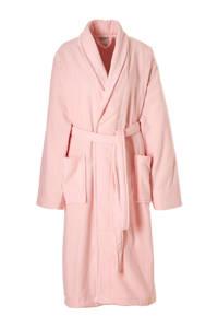 Seahorse badstof badjas roze, Roze
