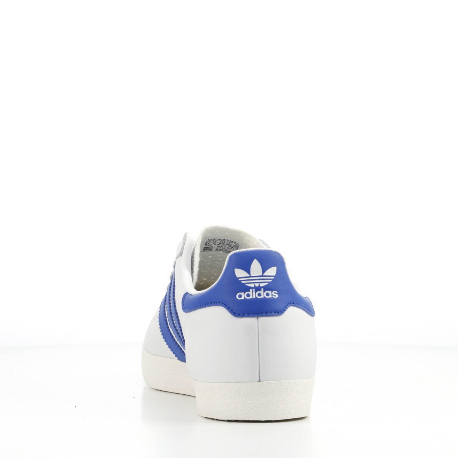 20161c1a06e adidas originals 350 Vintage leren sneakers | wehkamp
