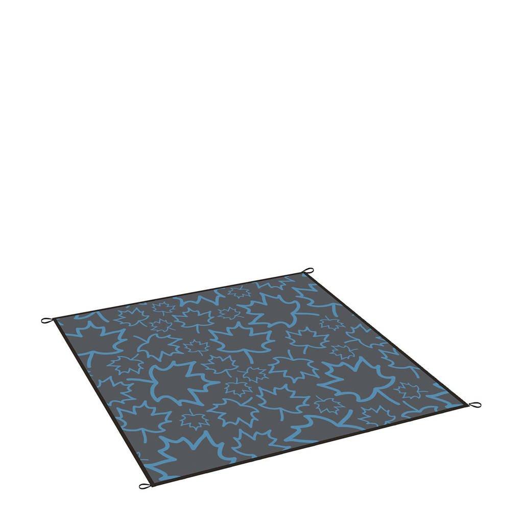 Bo-Camp buitenkleed Niagara (200x180 cm) (200x180 cm cm), Blauw/grijs