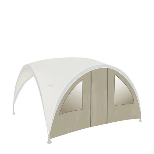 Bo Garden Zijwand Raam-Deur Party Shelter Medium
