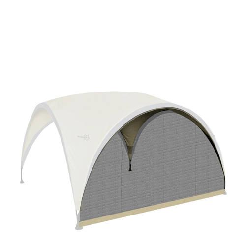 zijwand met muskietgaas voor party shelter (S)