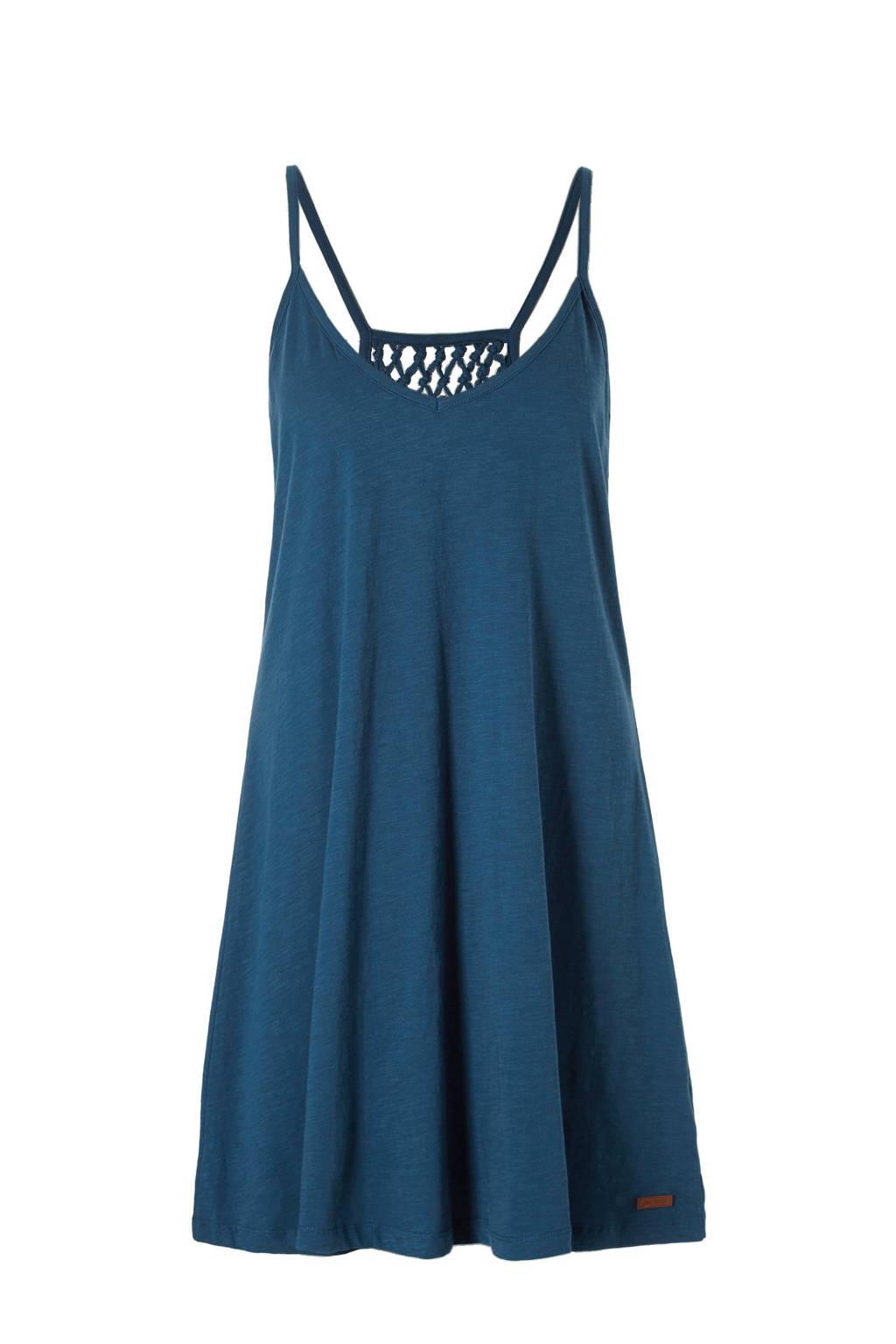 Protest jurk, Blauw