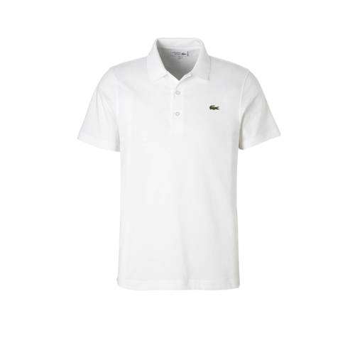 Lacoste polo wit