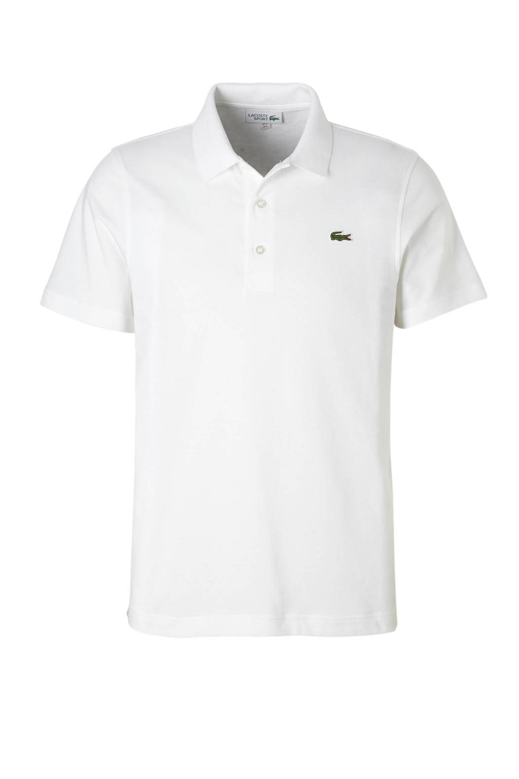 Lacoste   polo wit, Wit