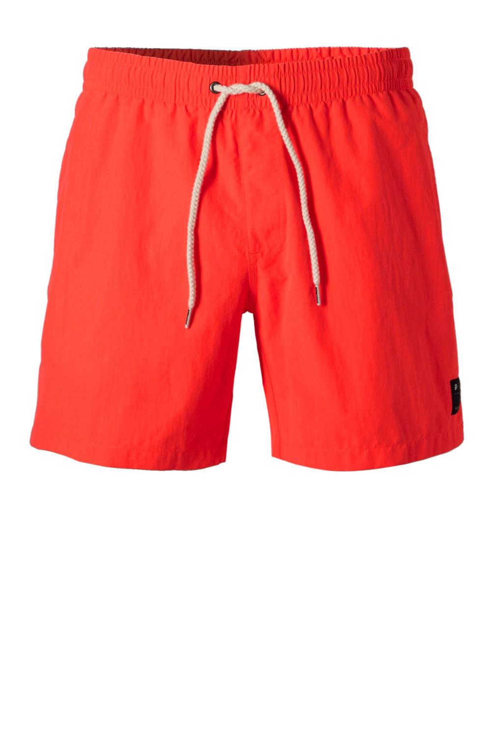 Protest zwemshort, Neon oranje
