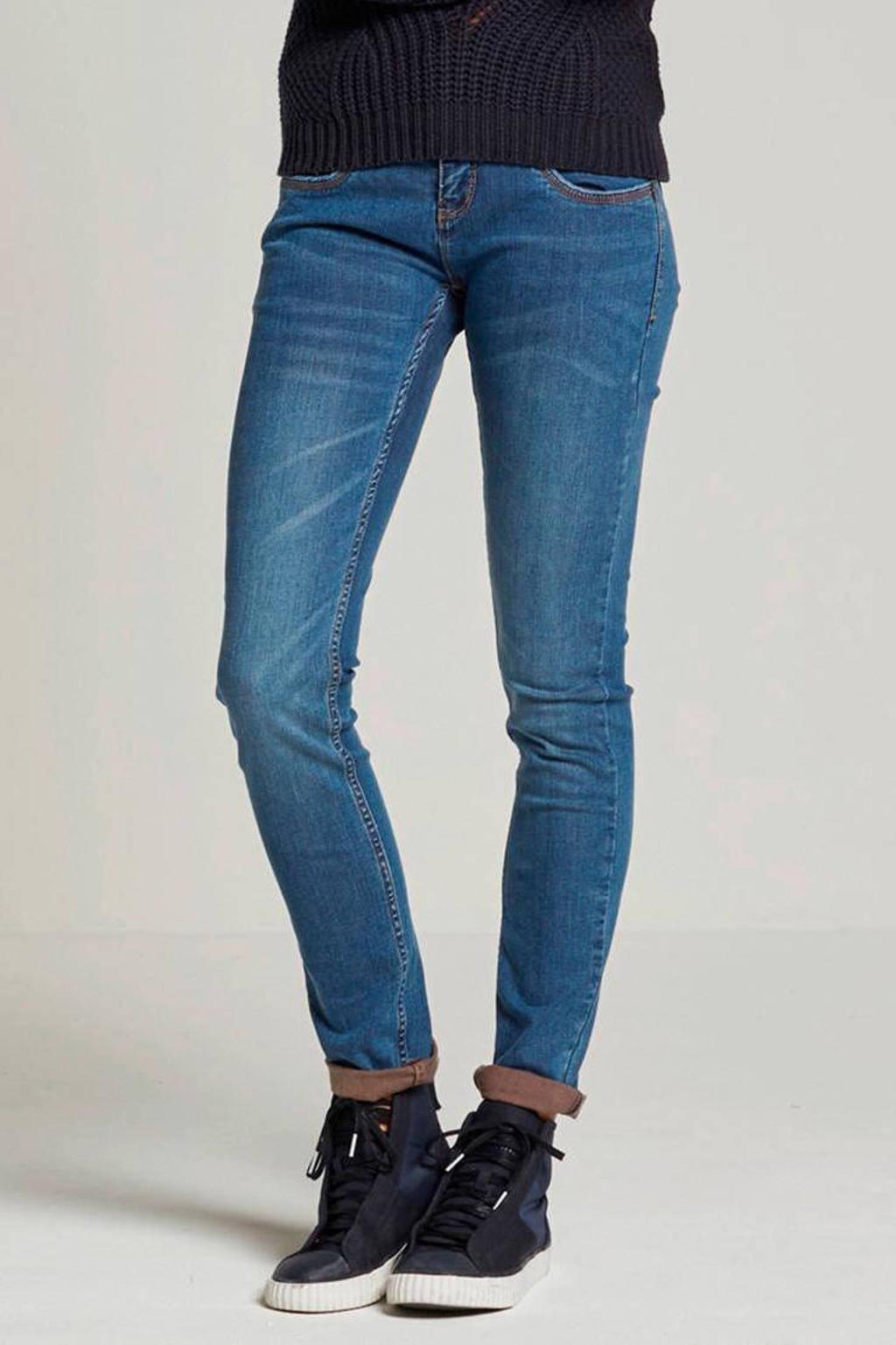 Il Dolce Ibiza slim fit jeans, Blauw