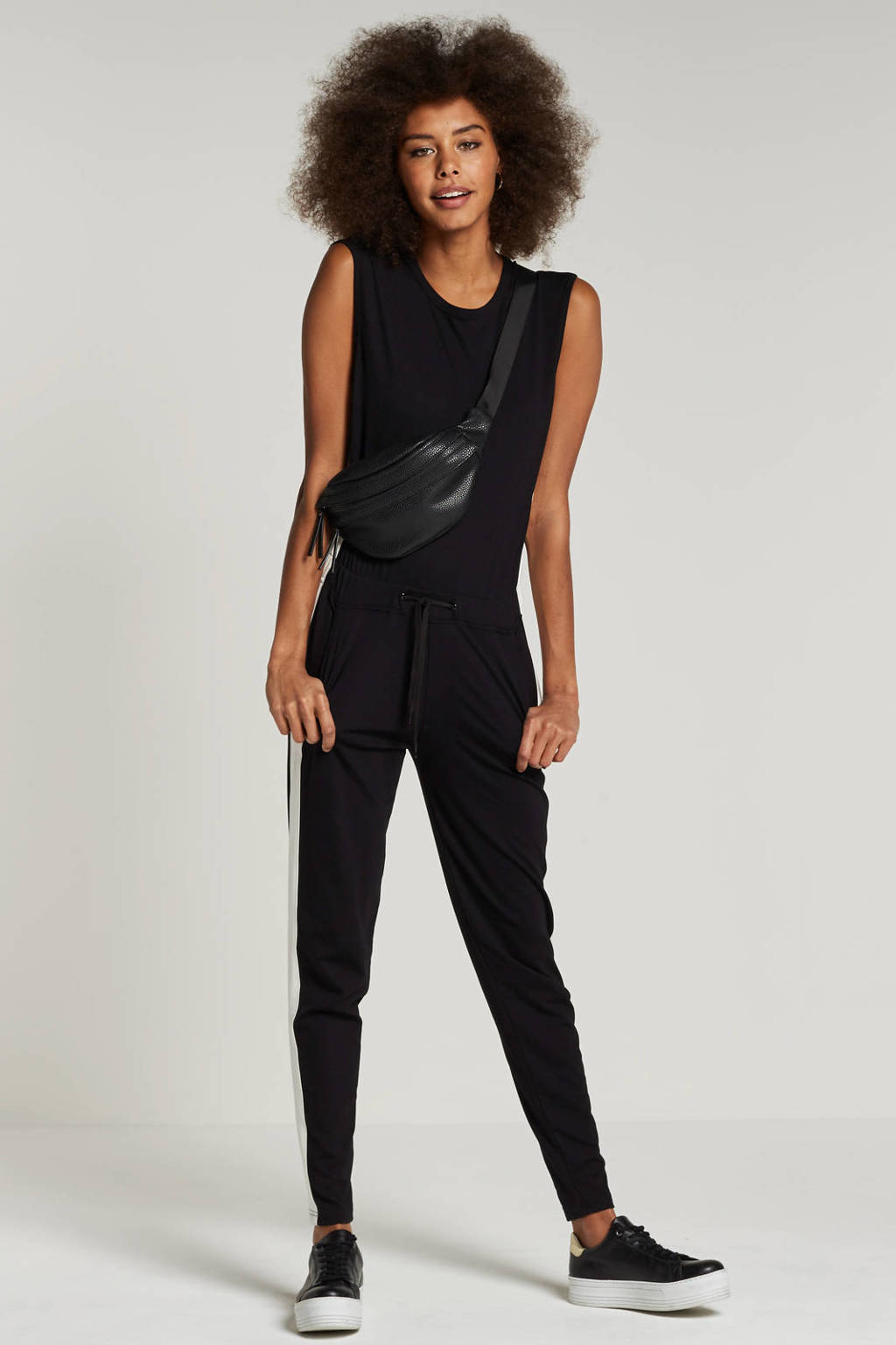 a9e5cd323d43 G-Star RAW Dundja jumpsuit met zijbies