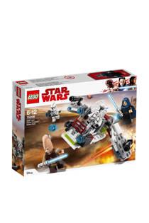 LEGO Star Wars 75206 Jedi en Clone Troopers battle pack