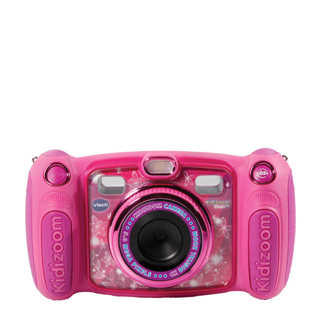 VTech Kidizoom Duo 5.0 roze, Roze