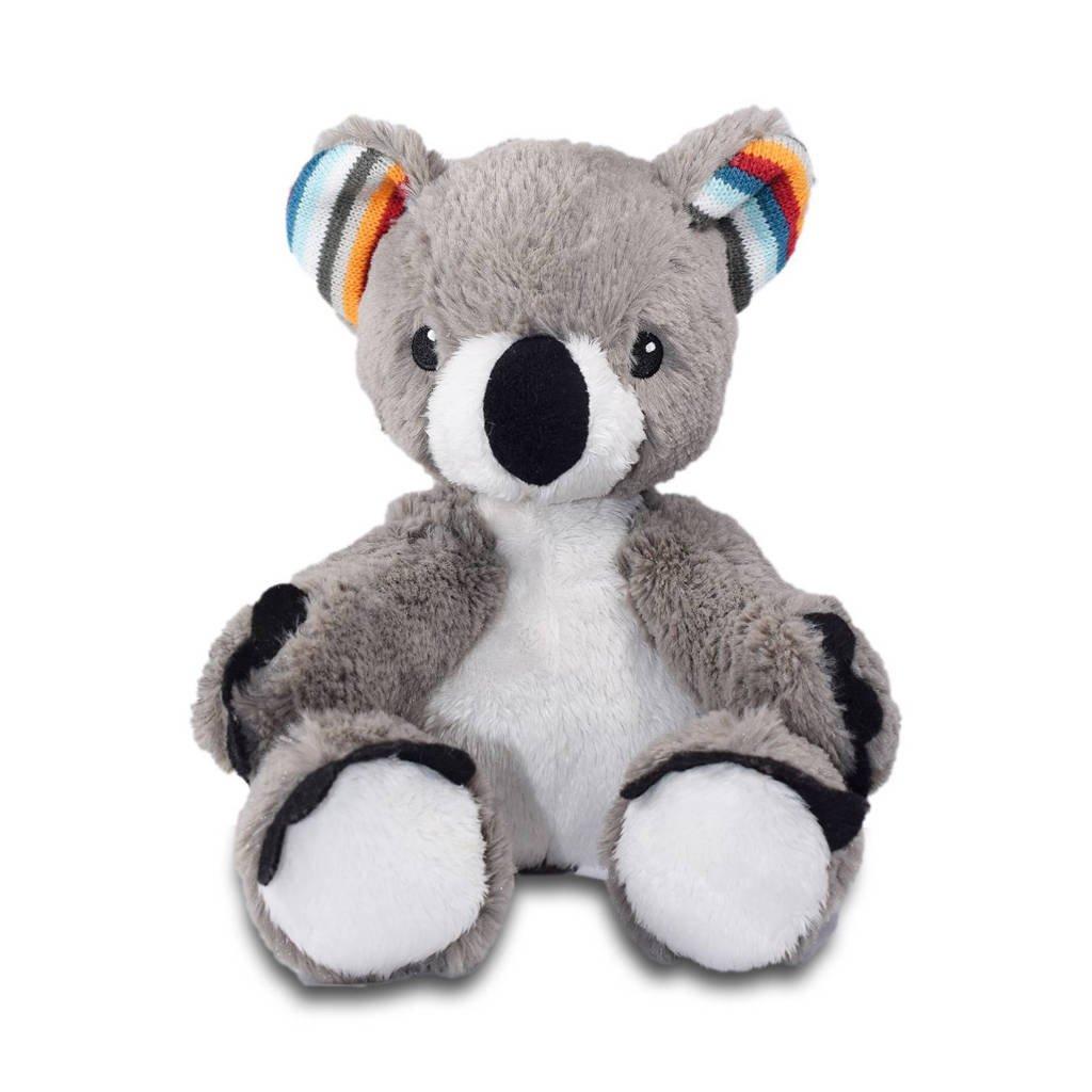 Zazu heartbeat koala interactieve knuffel, Grijs