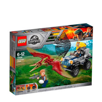 Jurassic World Pteranodon Chase 75926