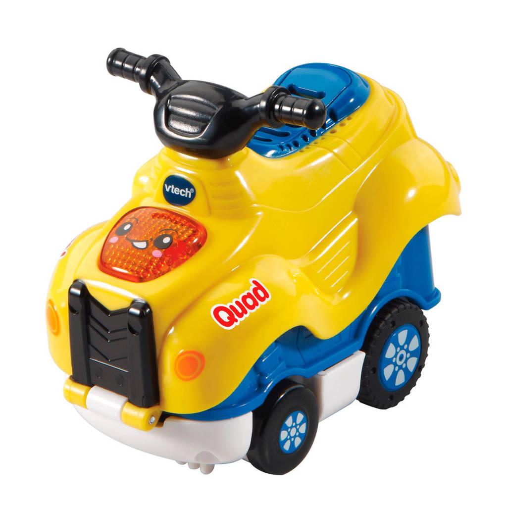 VTech  Toet Toet Auto's Press & Go Quinn Qua