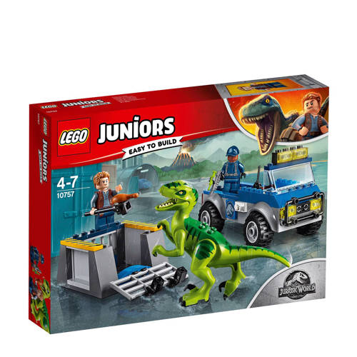 LEGO Juniors Raptor Rescue Truck 10757 kopen