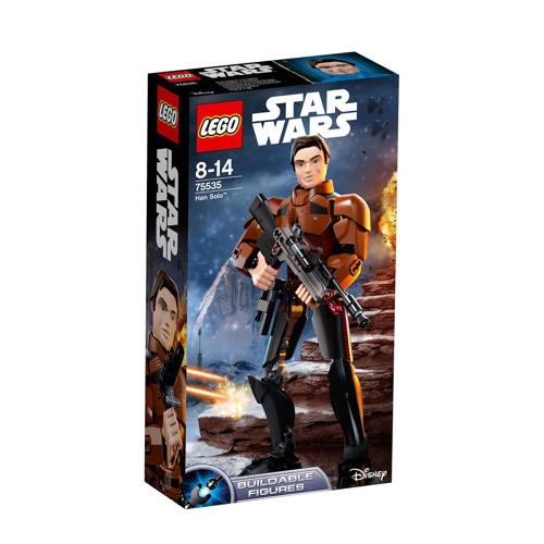 Lego 75535 StarWars Han Solo