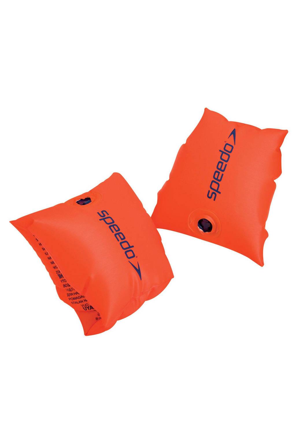 Speedo zwembandjes, Oranje/blauw