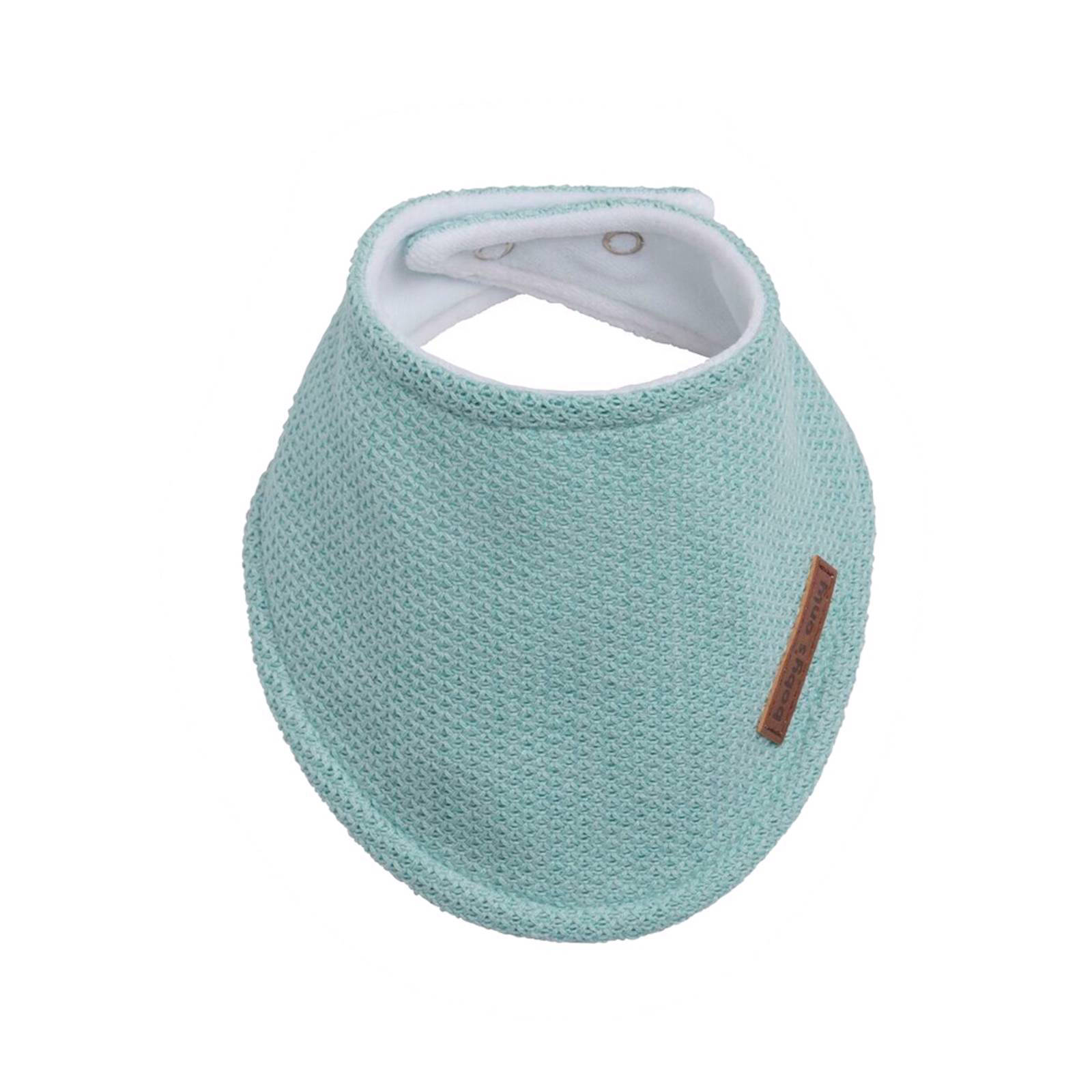 Baby's Only Classic slab bandana mint
