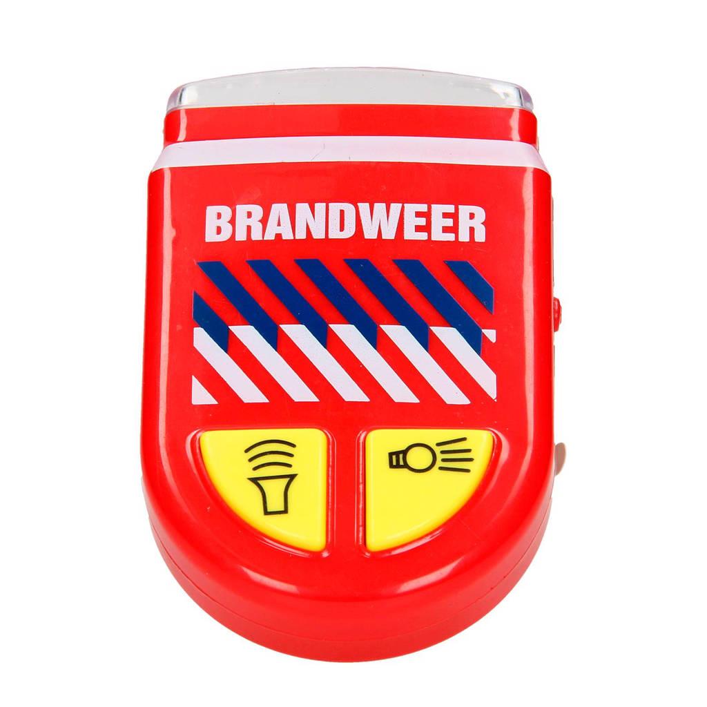 wehkamp.nl Fietslamp brandweer met geluid