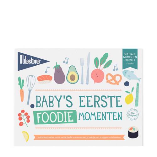 Milestone Special Moments fotokaarten - Baby's eer