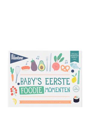 Special Moments fotokaarten - Baby's eerste foodie momenten