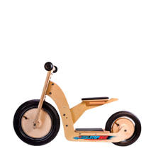 Acrobat Houten StepBike 2-in-1
