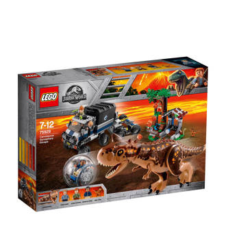 Jurassic World Carnotaurus Gyrosphere Escape 75929