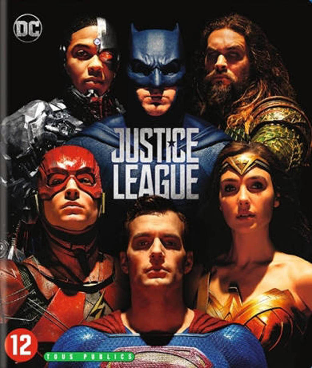 Justice league  (Blu-ray)