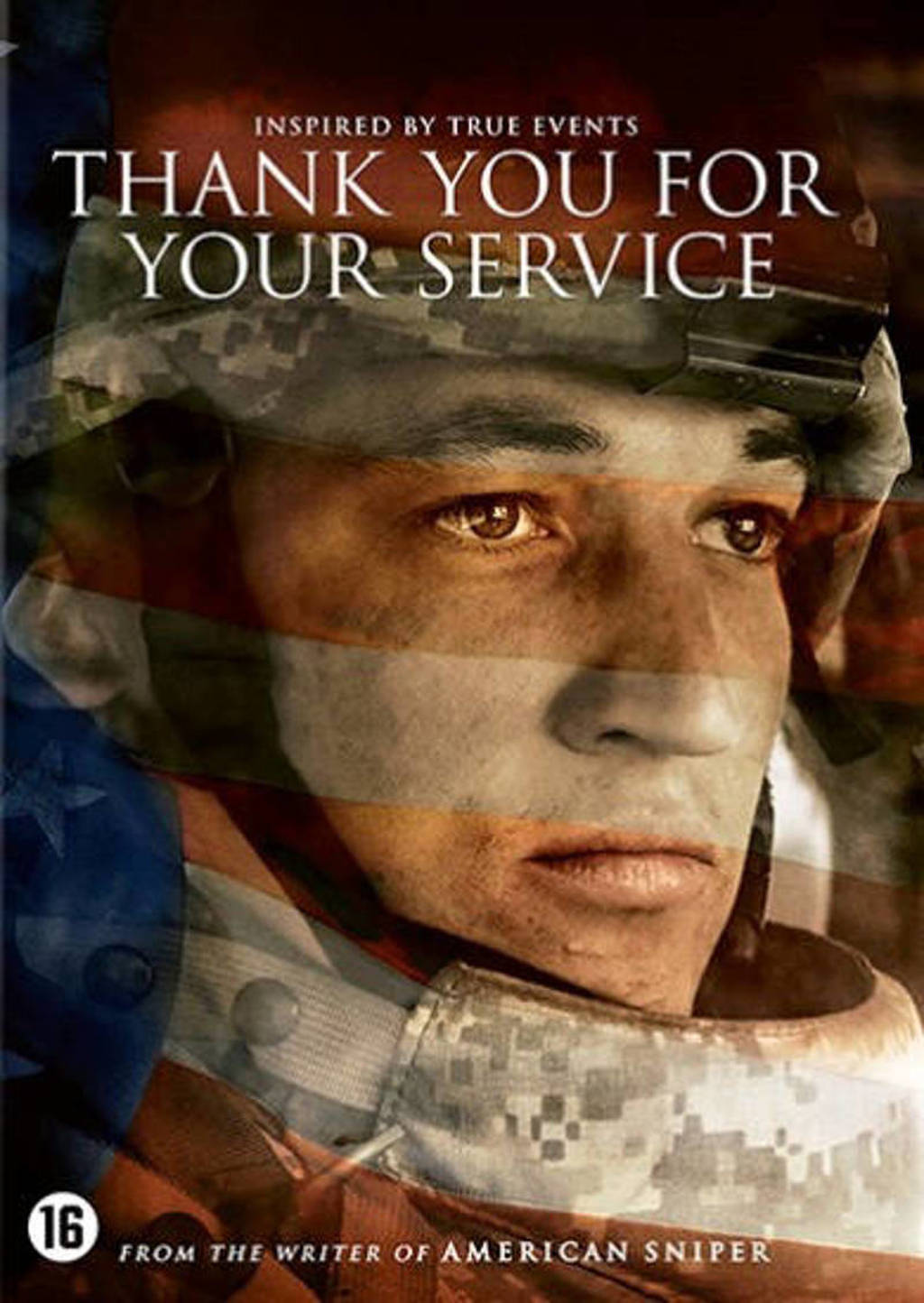 Thank you for your service (DVD)