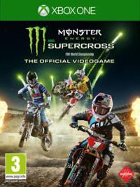 Monster energy - Supercross (Xbox One)