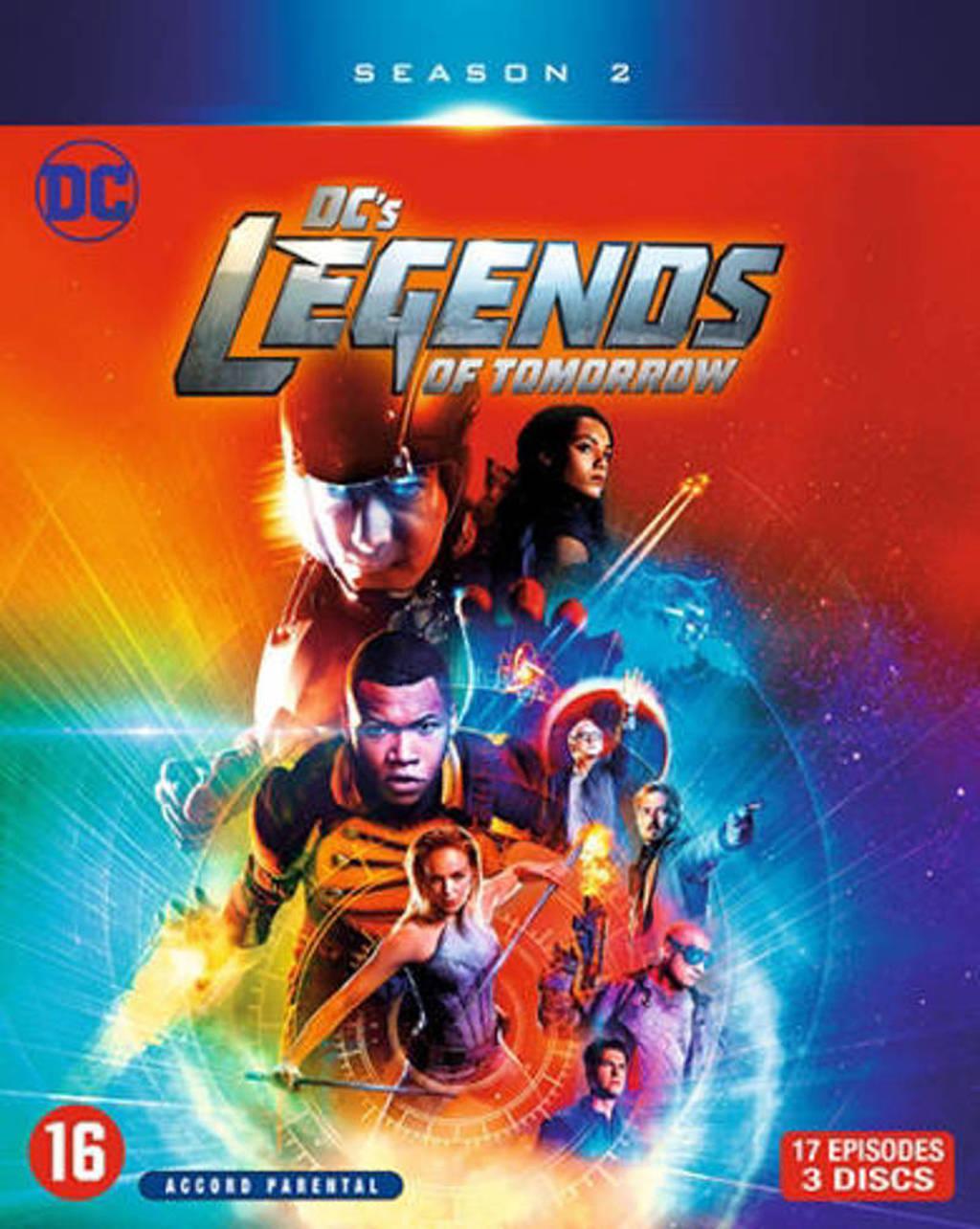 Legends of tomorrow - Seizoen 2  (Blu-ray)
