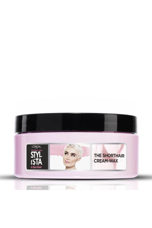 L'Oréal Paris Stylista The ShortHair Cream-Wax