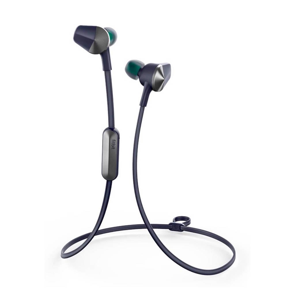 Fitbit Flyer bluetooth in-ear headset zwart, Zwart