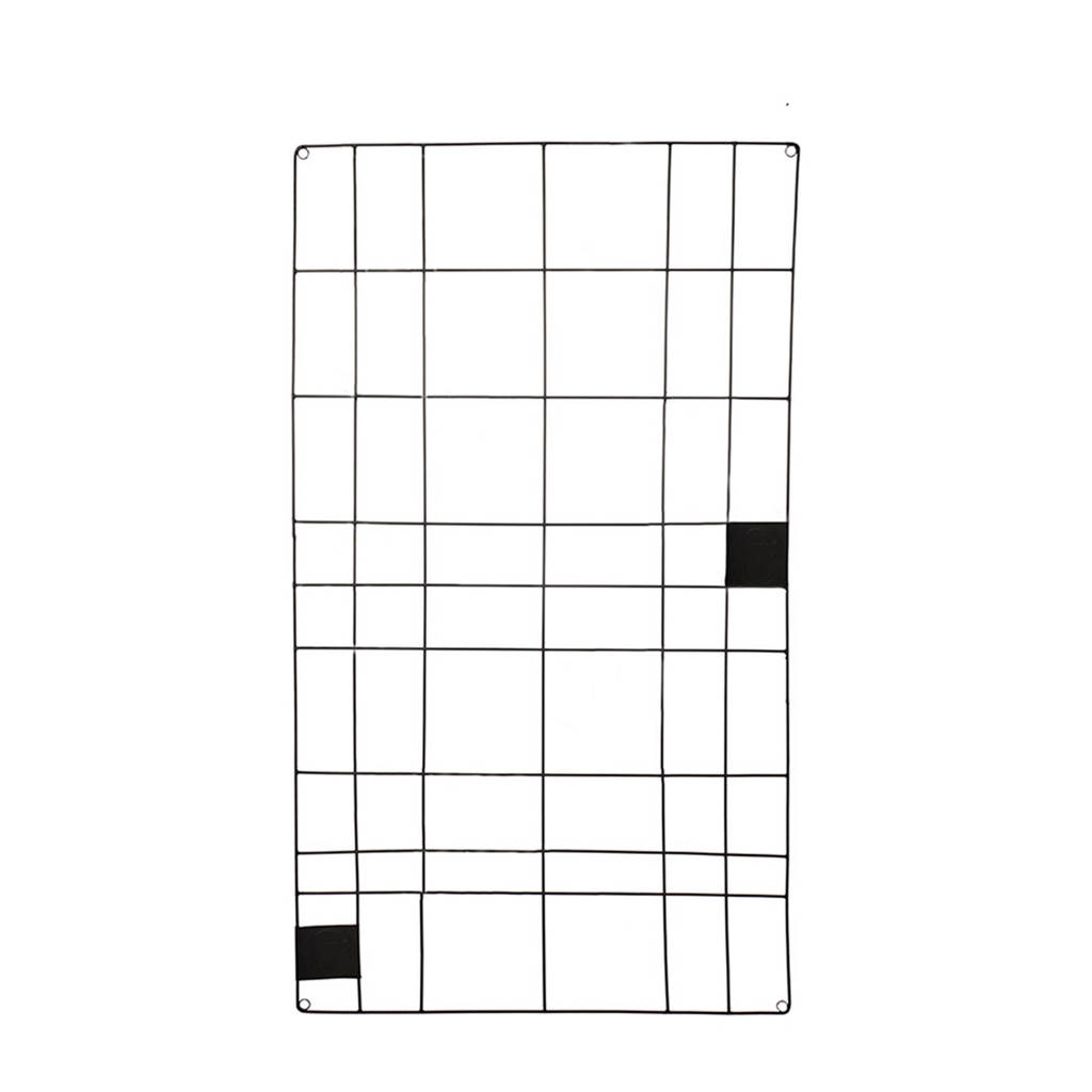 vtwonen memorek (105x60 cm), Zwart
