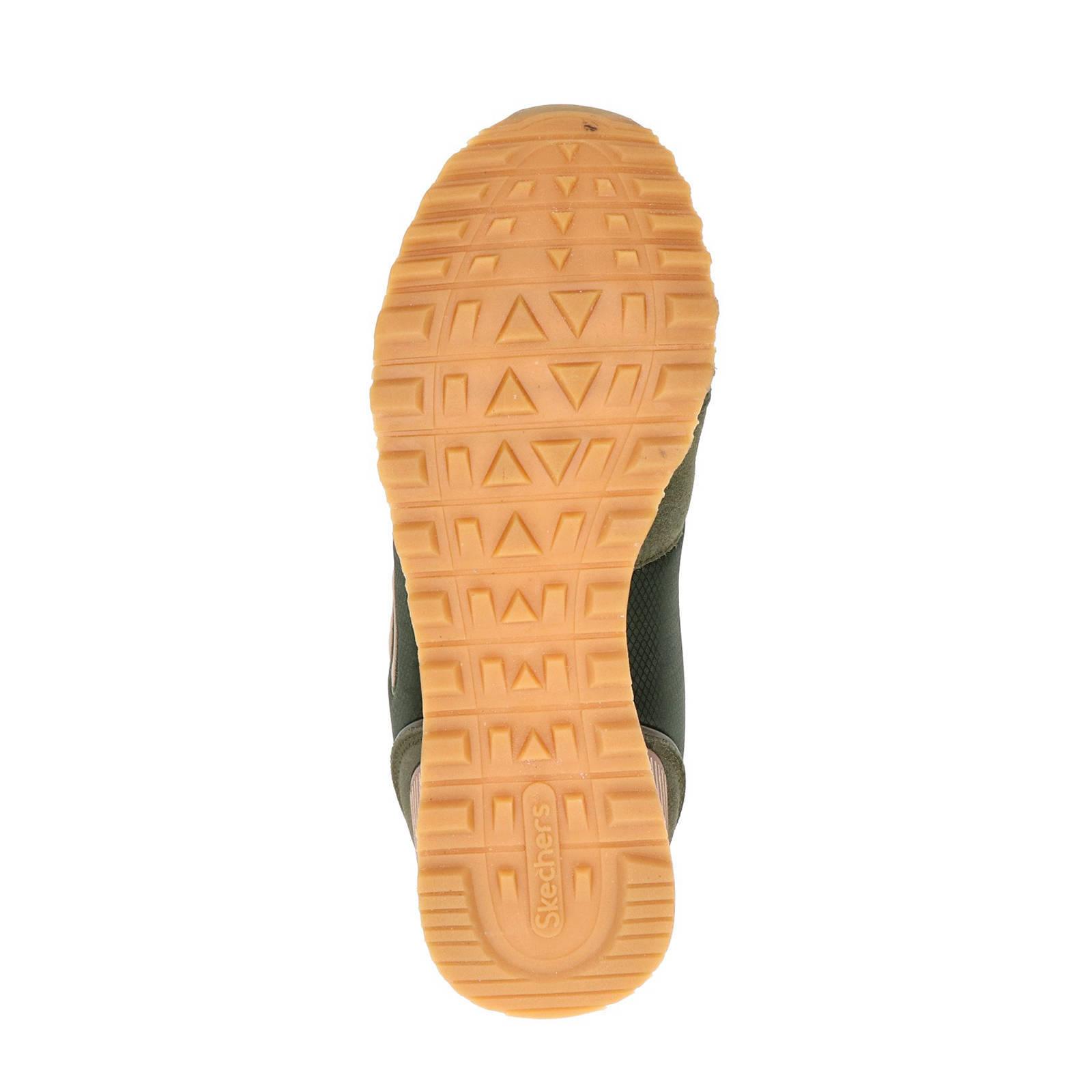 Skechers suède laarzen   wehkamp