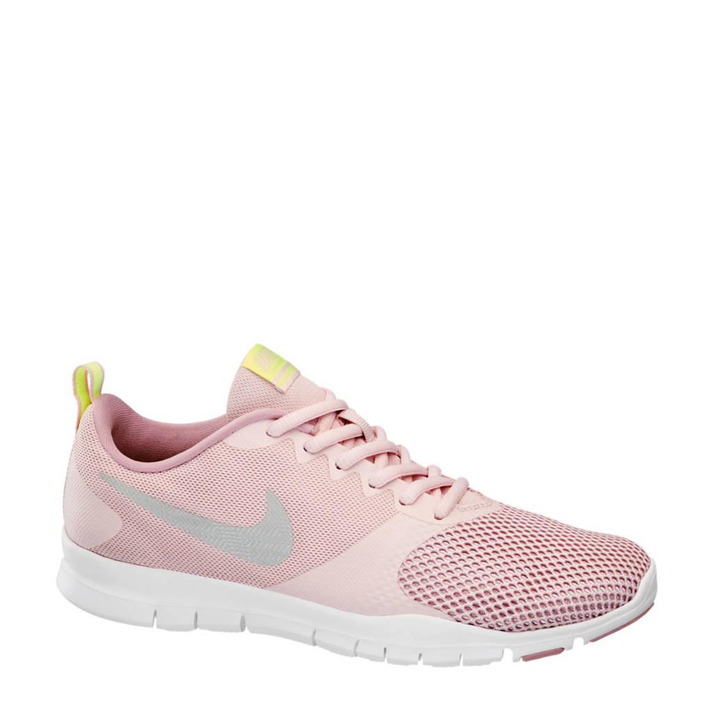 separation shoes f2c1e e9673 Nike Flex Essential sneakers, Rozezilvergeel