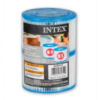 Intex filtercartridge S1 (2 stuks)