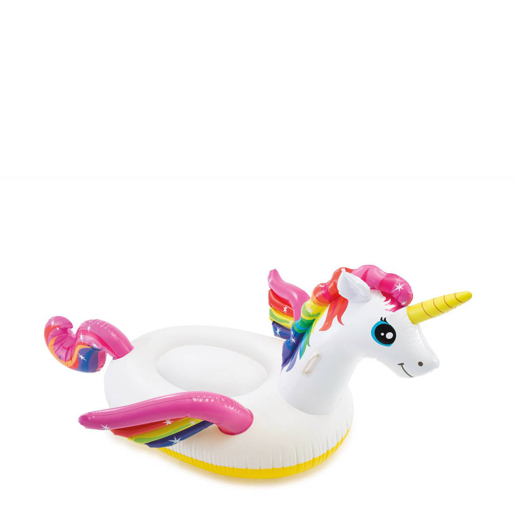 Intex Ride-On unicorn (201 cm)