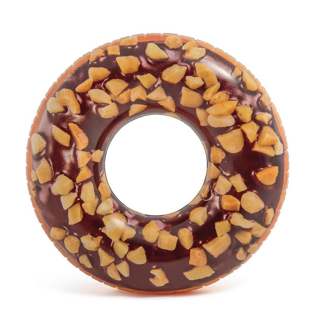 Intex zwemband donut chocolade