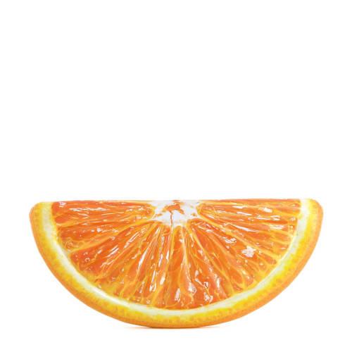 Intex luchtbed sinaasappel kopen