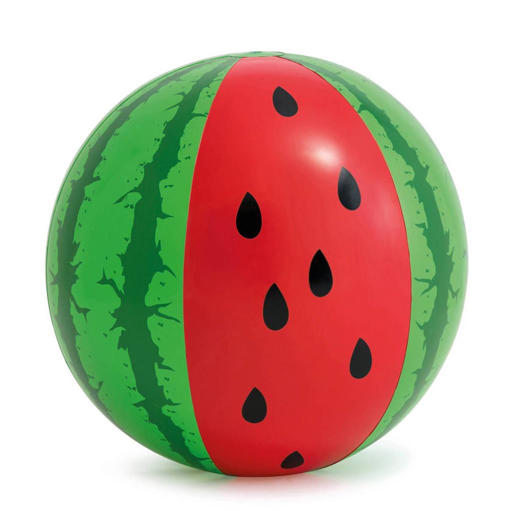 Intex strandbal watermeloen XL