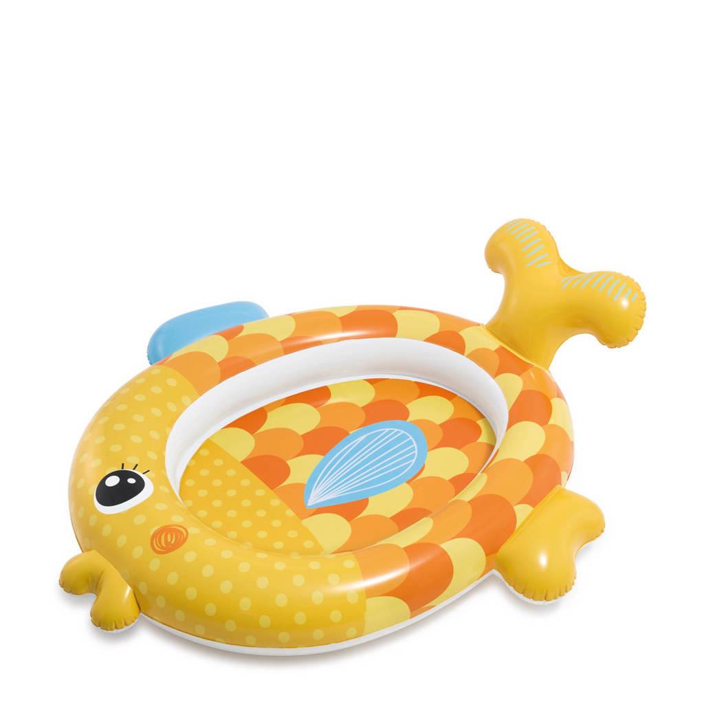Intex zwembad, Geel/oranje