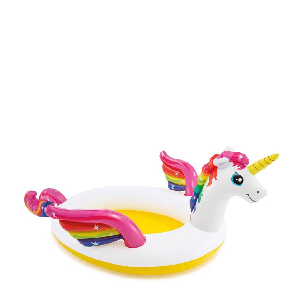 Intex Unicorn zwembadje, Multi kleuren