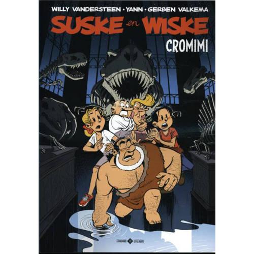 Suske en Wiske: Cromimi - Willy Vandersteen, Yann en Gerben Valkema kopen