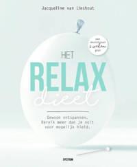 Het relax dieet - Jacqueline van Lieshout