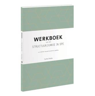 Werkboek voor een structuurjunkie in spe - Cynthia Schultz