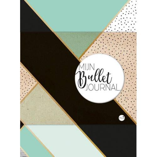 Mijn Bullet Journal - mint & goud - Nicole Neven kopen